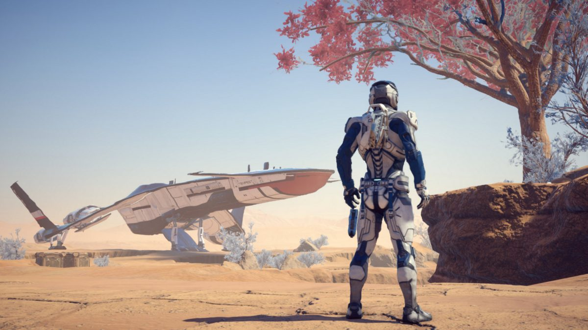 Foto 5 do jogo Mass Effect Andromeda
