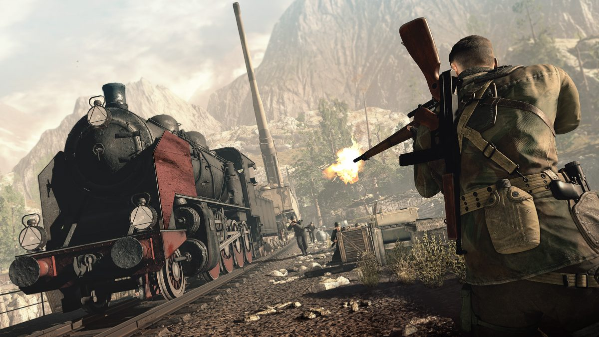 Foto 2 do jogo Sniper Elite 4 – Review