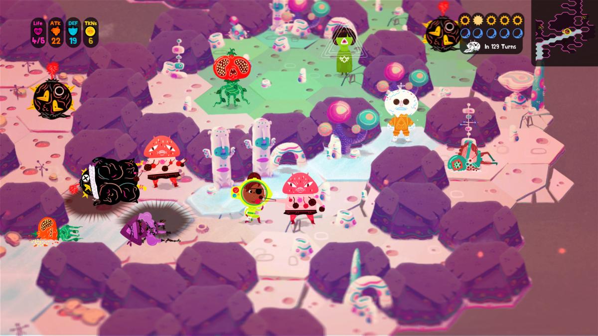 Foto 1 do jogo Loot Rascals – Review