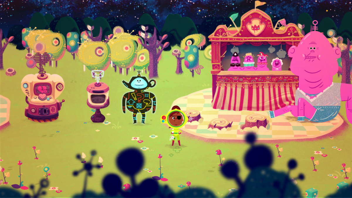 Foto 2 do jogo Loot Rascals – Review