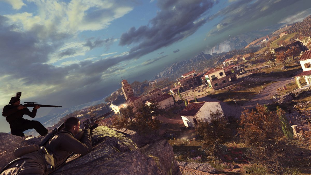 Foto 5 do jogo Sniper Elite 4 – Review