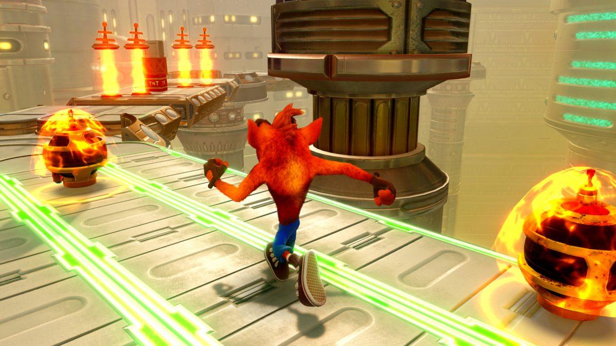 Foto 4 do jogo Crash Bandicoot N. Sane Trilogy – Review