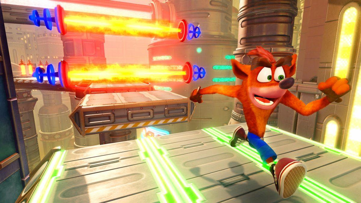 Foto 5 do jogo Crash Bandicoot N. Sane Trilogy – Review