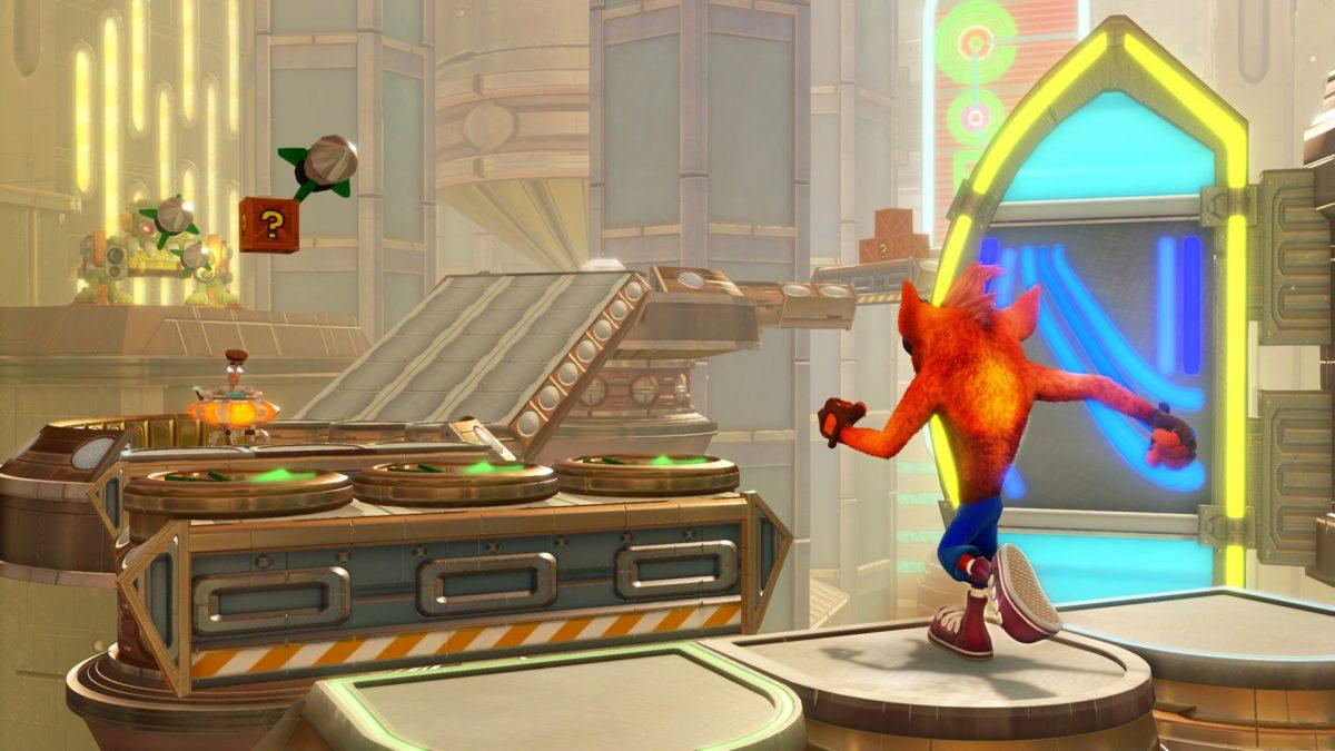 Foto 6 do jogo Crash Bandicoot N. Sane Trilogy – Review