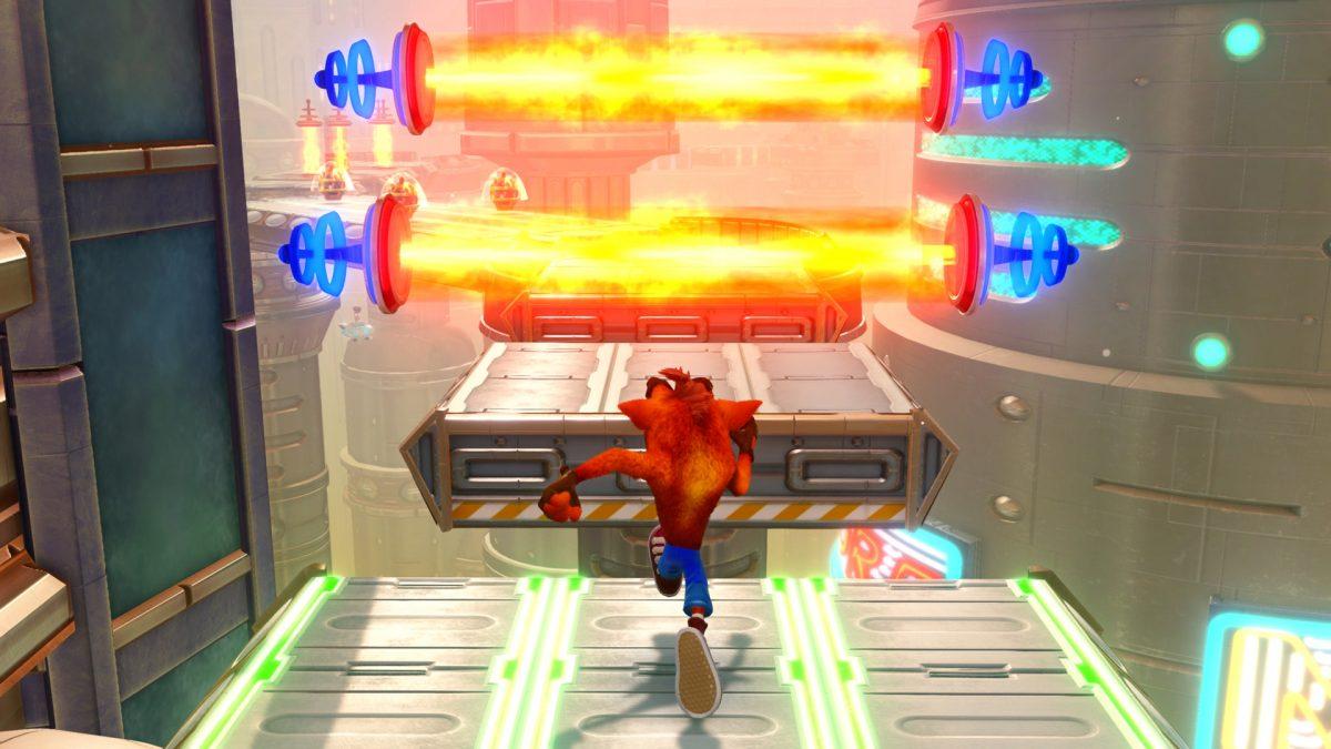 Foto 7 do jogo Crash Bandicoot N. Sane Trilogy – Review