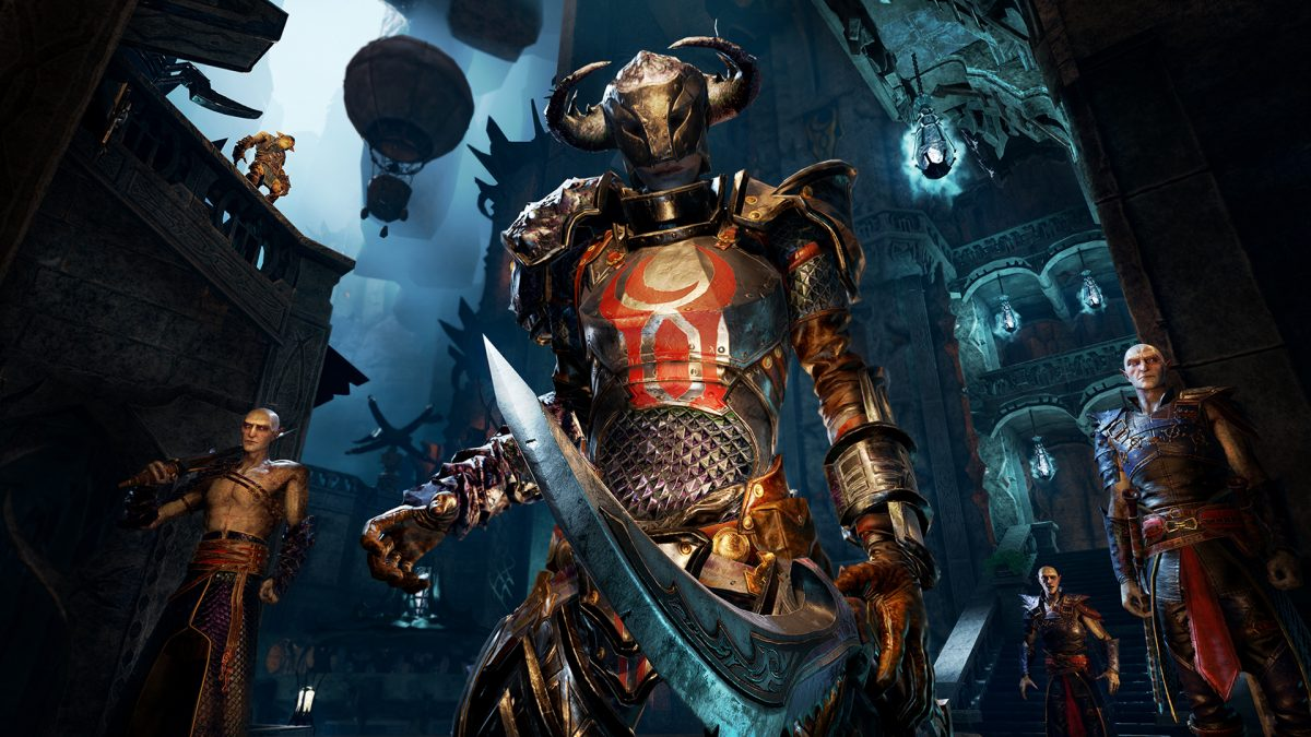 Foto 4 do jogo Styx: Shards of Darkness