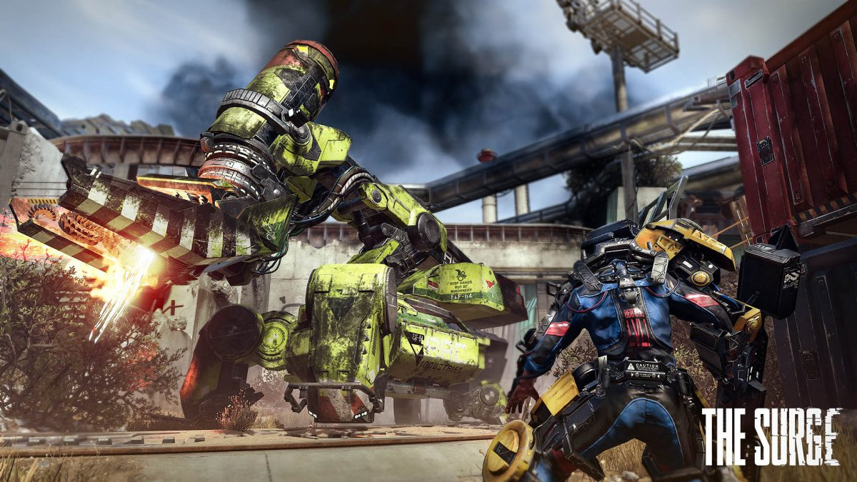 Foto 8 do jogo The Surge