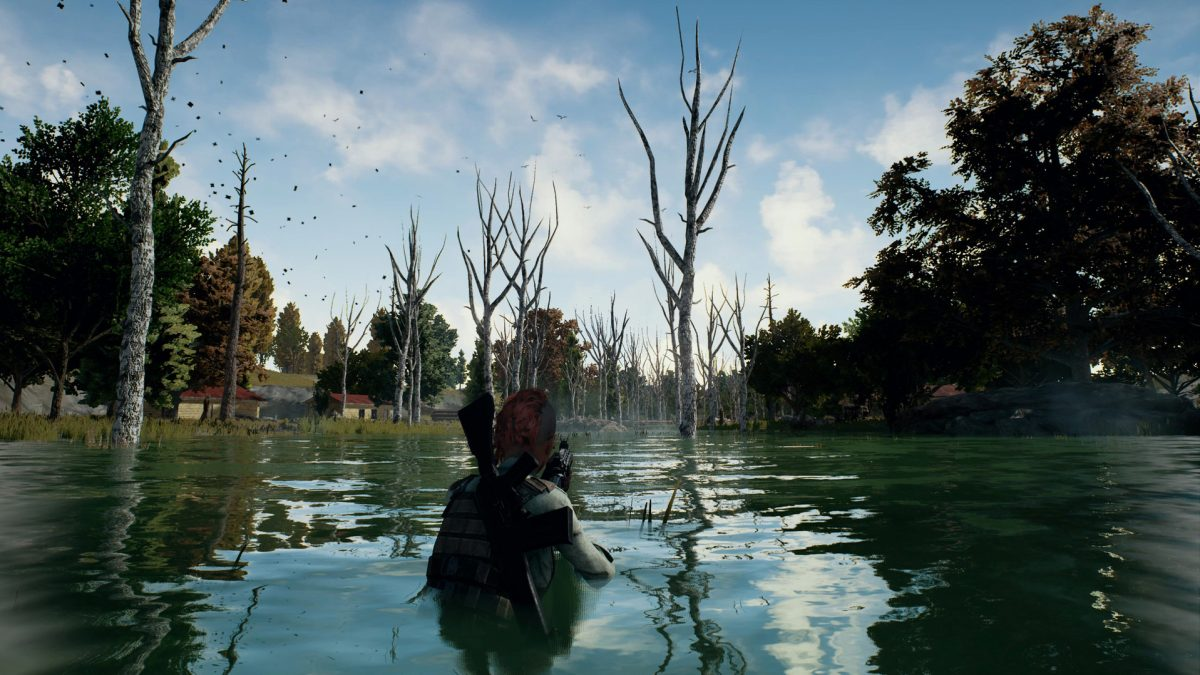 Foto 1 do jogo PlayerUnknown's Battlegrounds