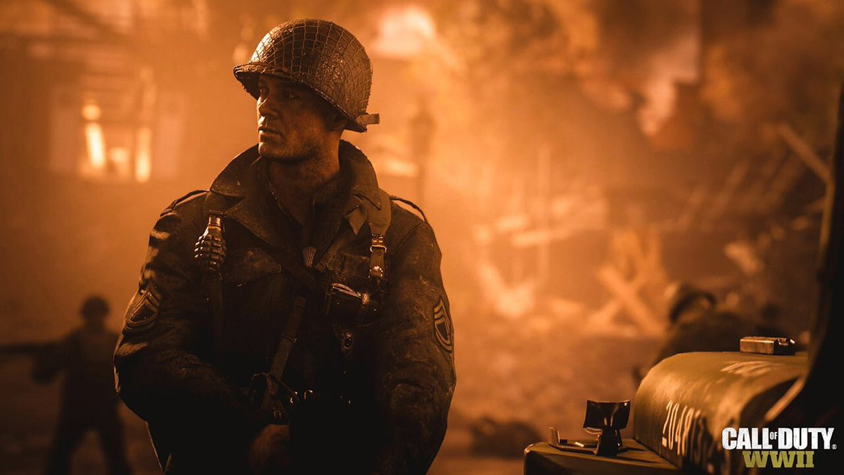 Foto 3 do jogo Call of Duty: WWII – Review