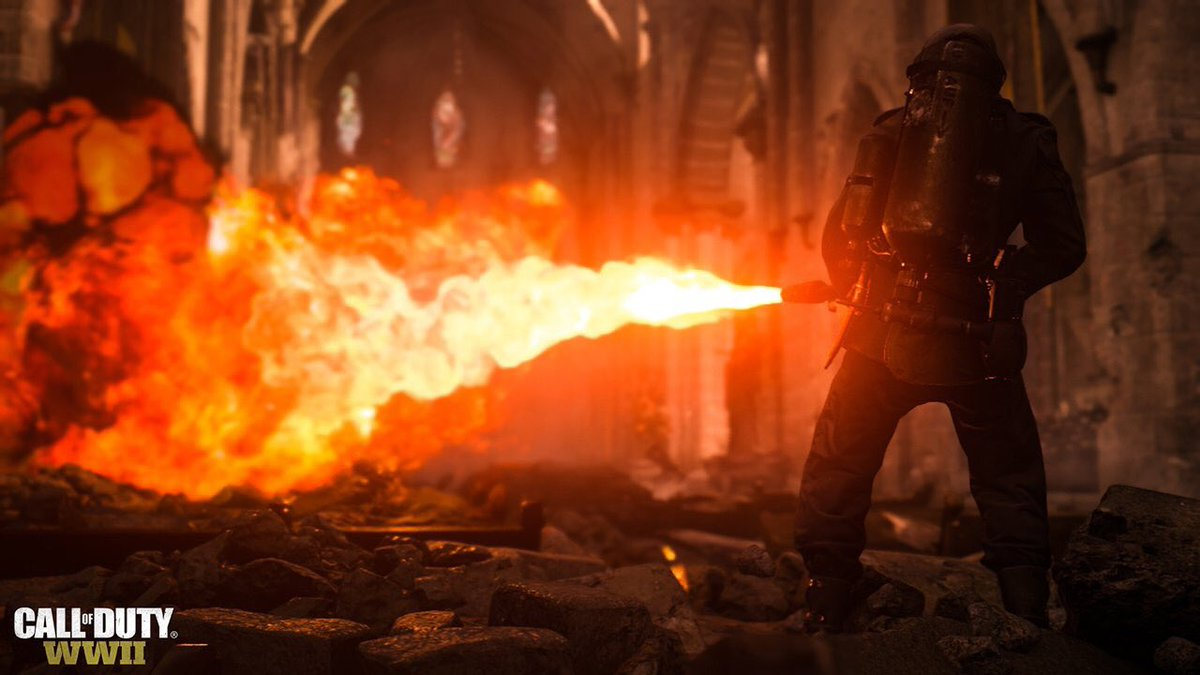 Foto 2 do jogo Call of Duty: WWII – Review