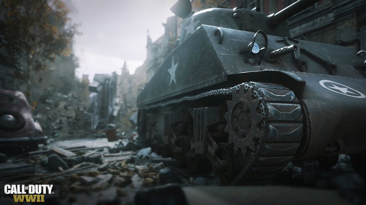 Foto 1 do jogo Call of Duty: WWII – Review
