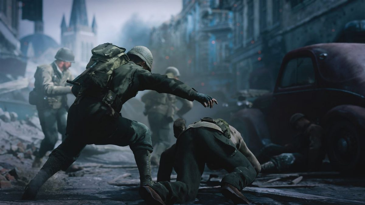 Foto 4 do jogo Call of Duty: WWII – Review