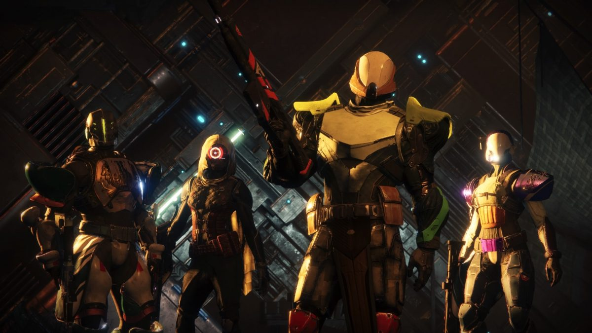Foto 6 do jogo Destiny 2: The Curse of Osíris – Review