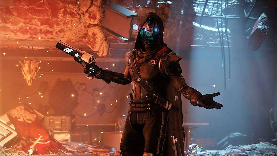 Foto 7 do jogo Destiny 2: The Curse of Osíris – Review