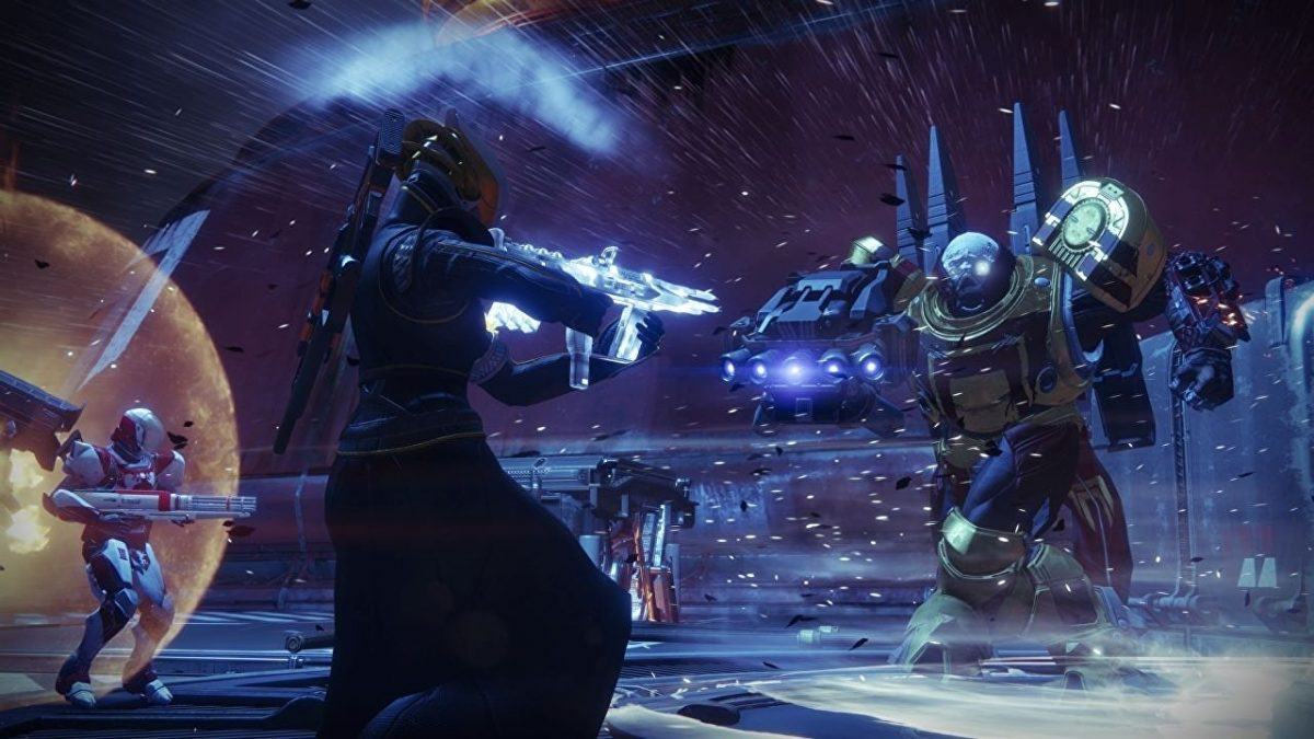 Foto 8 do jogo Destiny 2: The Curse of Osíris – Review