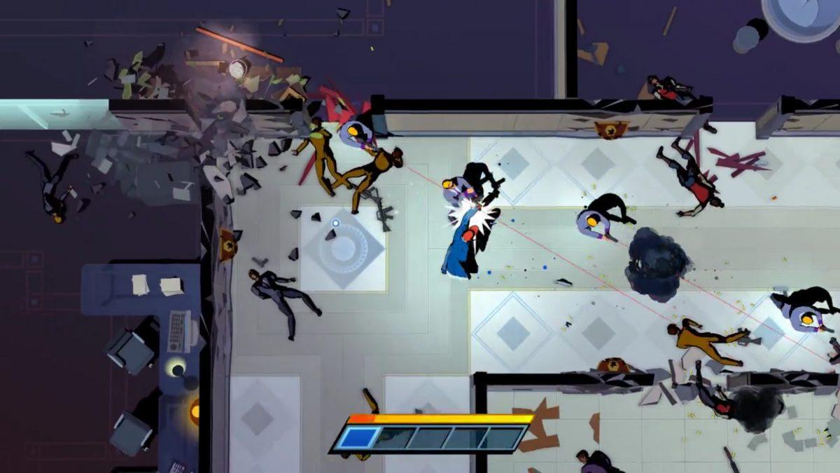 Foto 2 do jogo Mr. Shifty – Review