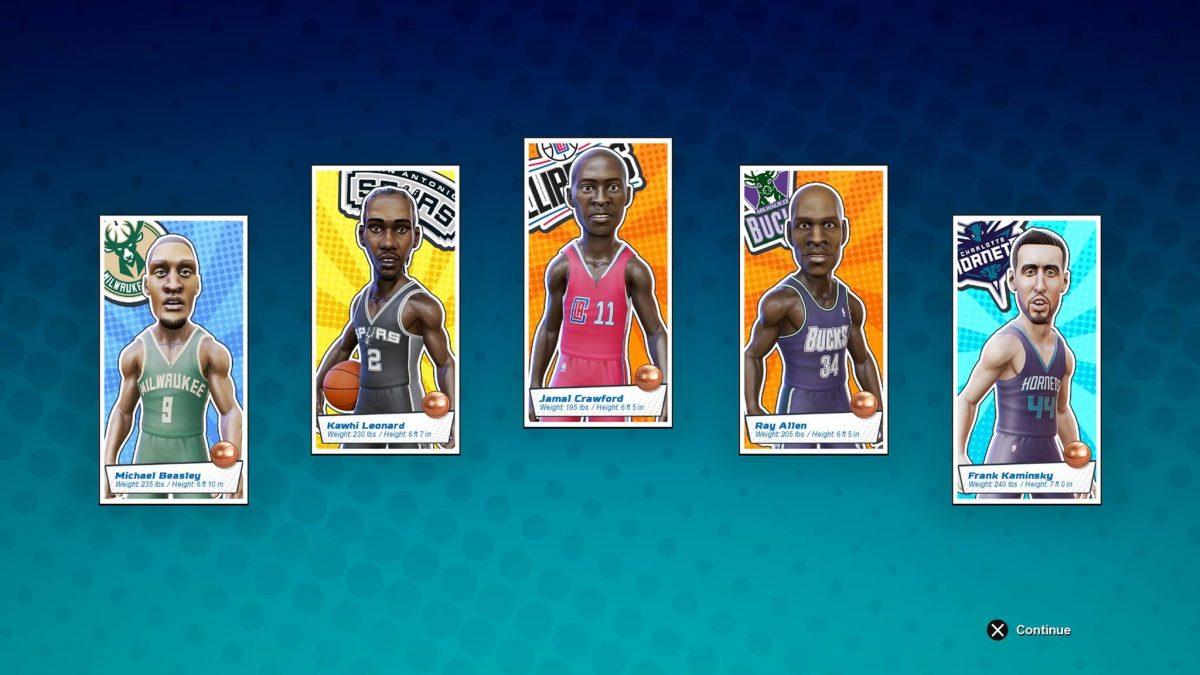 Foto 3 do jogo NBA Playgrounds