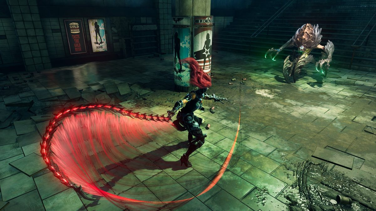 Foto 11 do jogo Darksiders 3 – Review