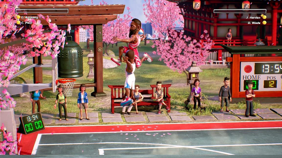 Foto 2 do jogo NBA Playgrounds
