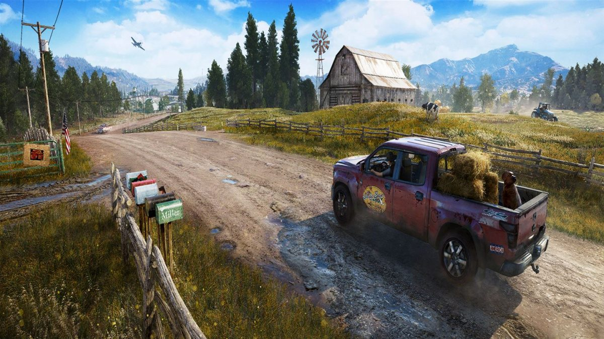 Foto 3 do jogo Far Cry 5 – Review