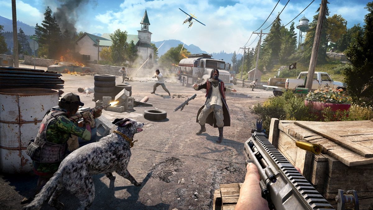 Foto 5 do jogo Far Cry 5 – Review
