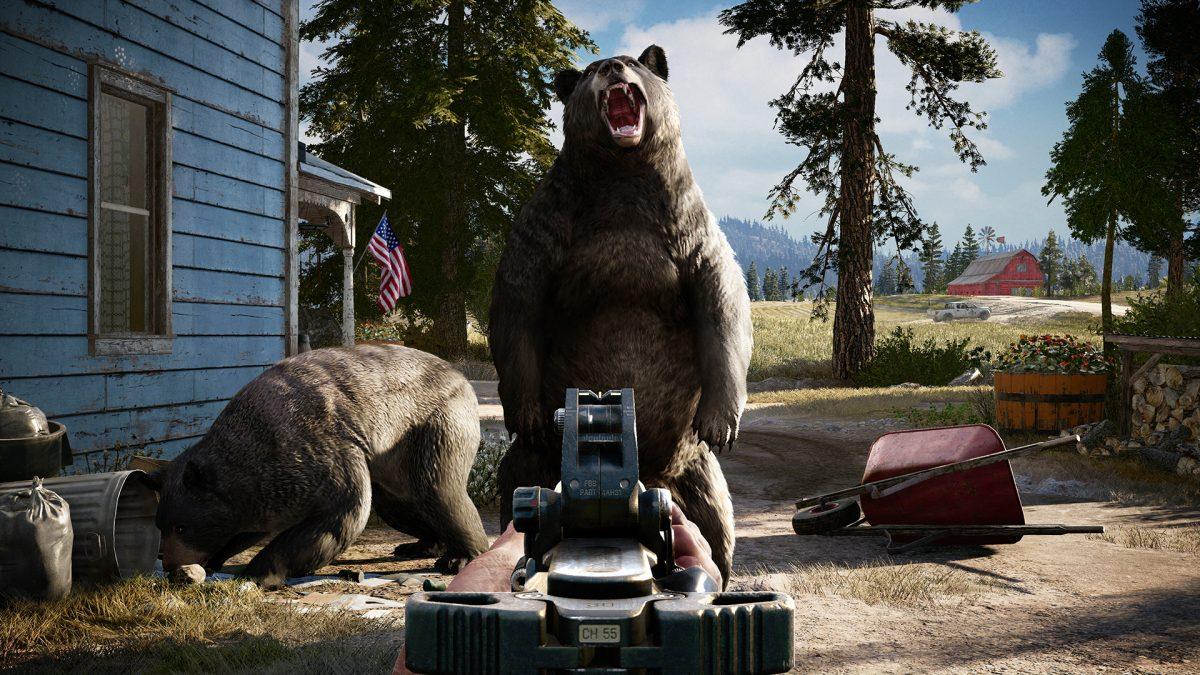 Foto 7 do jogo Far Cry 5 – Review