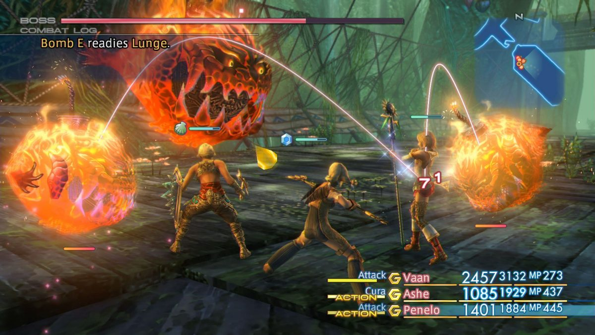 Foto 2 do jogo Final Fantasy XII: The Zodiac Age – Review