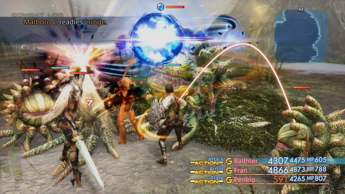 Foto 3 do jogo Final Fantasy XII: The Zodiac Age – Review