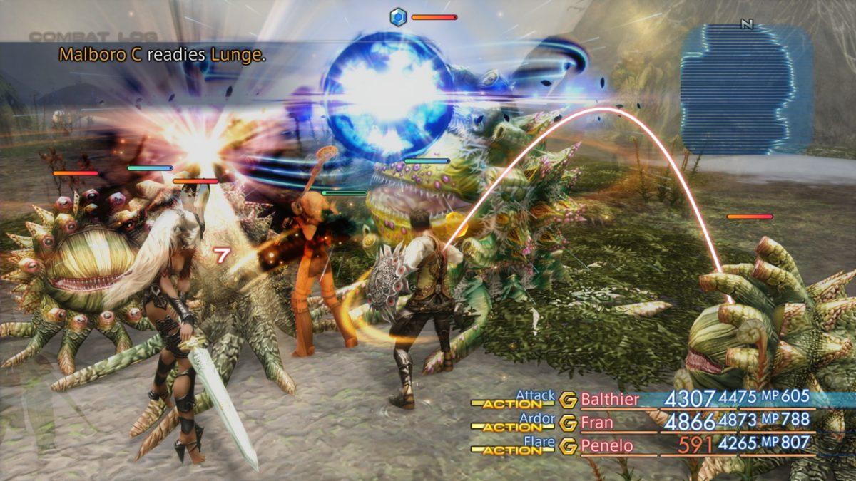 Foto 5 do jogo Final Fantasy XII: The Zodiac Age – Review