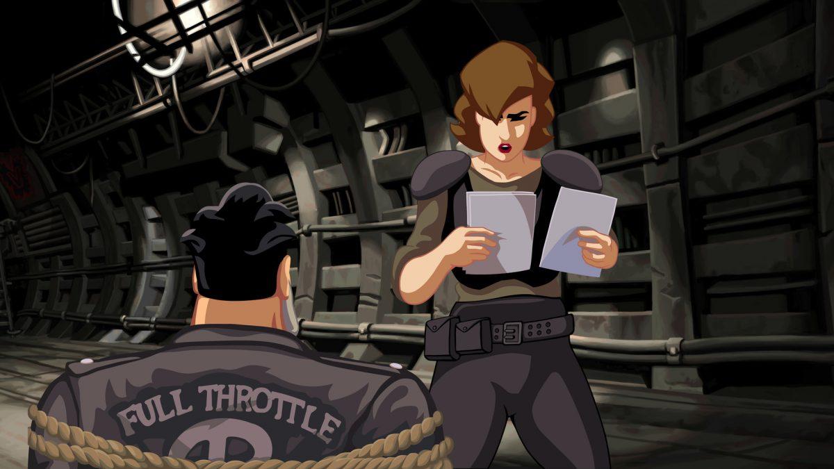 Foto 2 do jogo Full Throttle Remastered