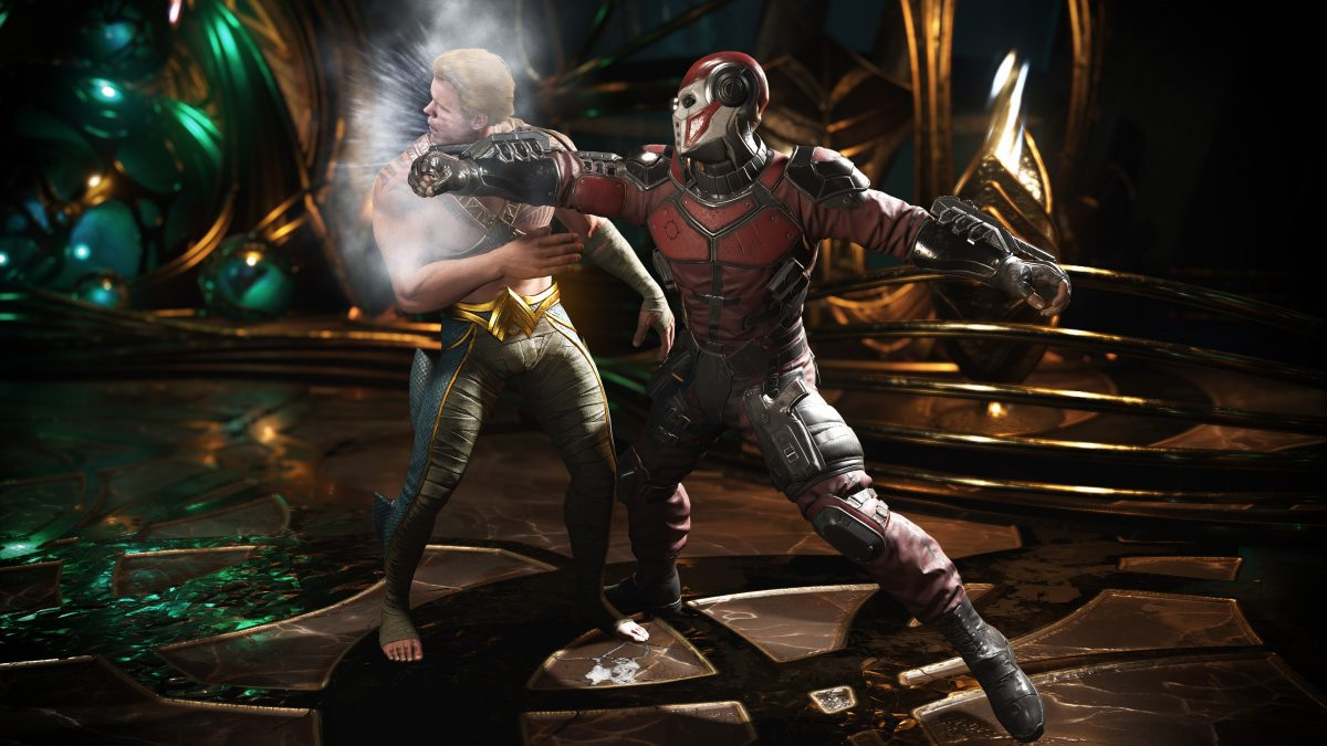 Foto 4 do jogo Injustice 2 – Review