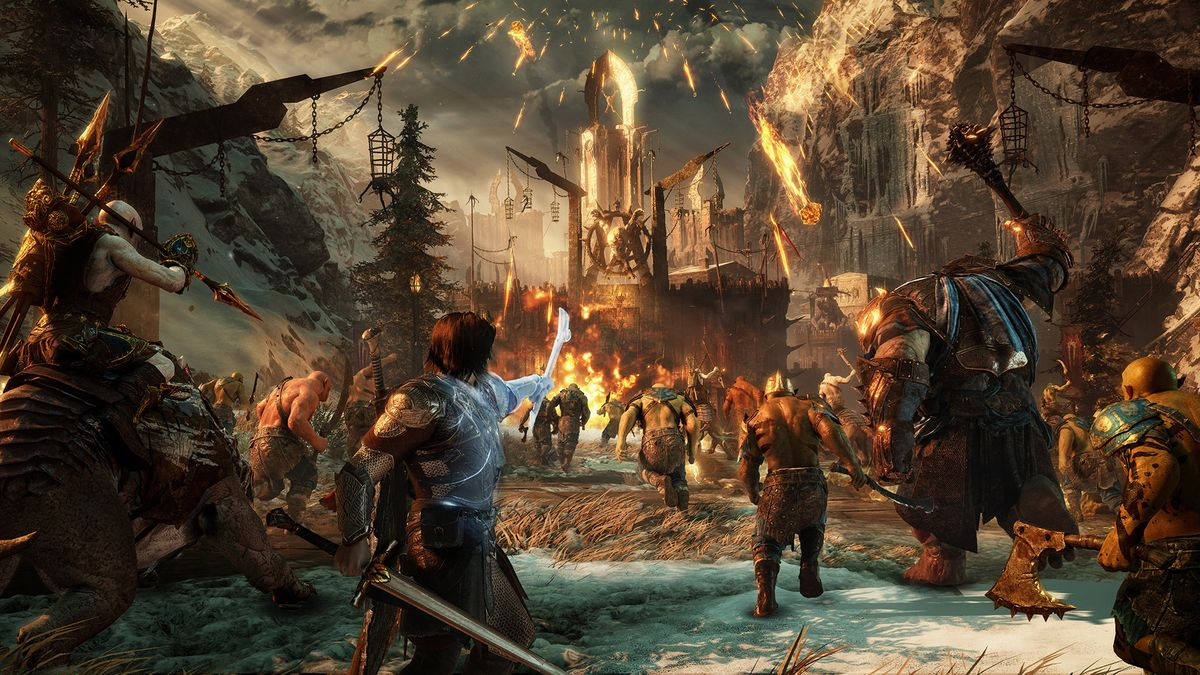 Foto 2 do jogo Middle-Earth: Shadow of War – Review