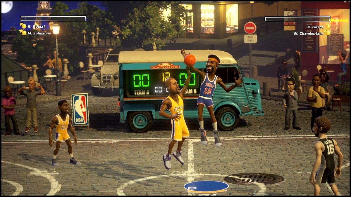 Foto 3 do jogo NBA Playgrounds – Review