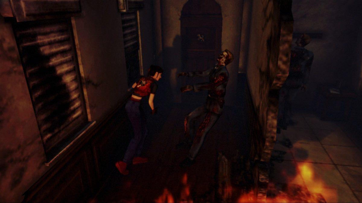 Foto 2 do jogo Resident Evil CODE Veronica X