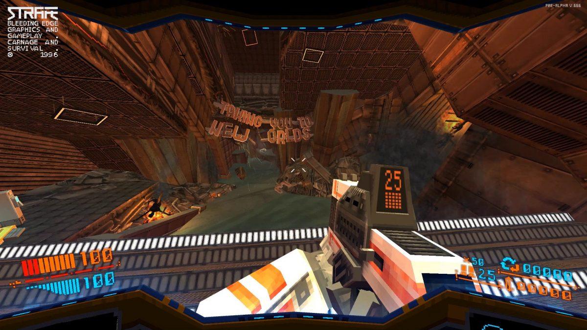 Foto 1 do jogo Strafe – Review