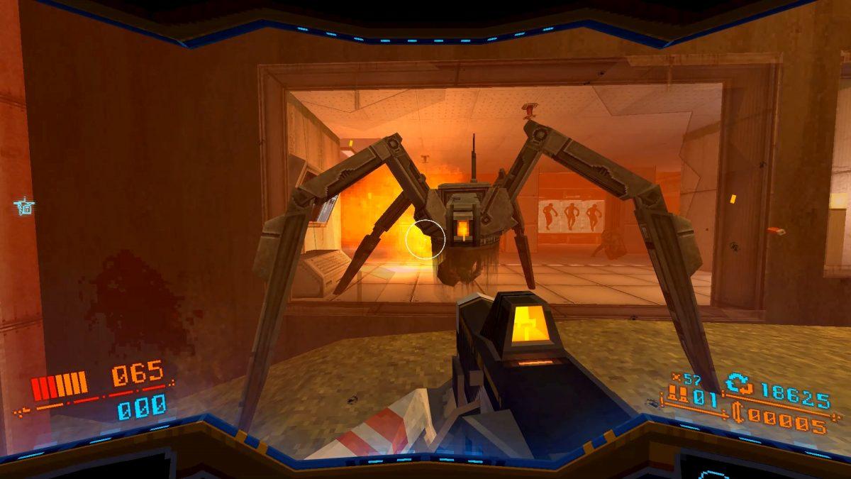 Foto 5 do jogo Strafe – Review