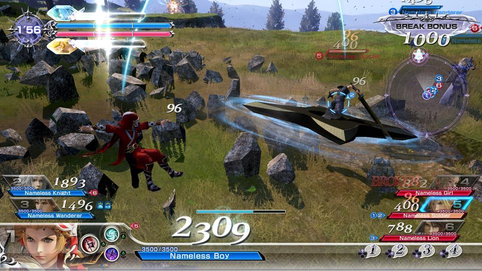 Foto 14 do jogo Dissidia Final Fantasy NT – Review