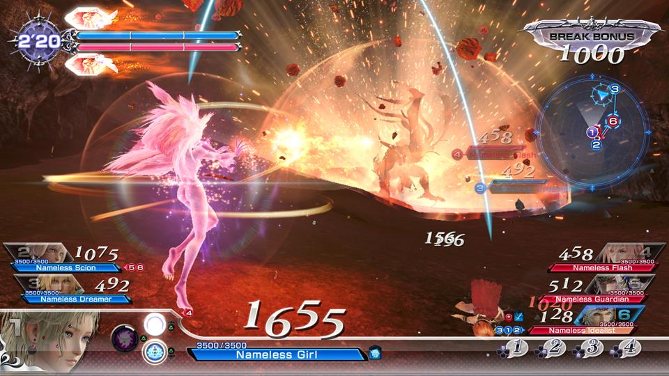 Foto 3 do jogo Dissidia Final Fantasy NT – Review