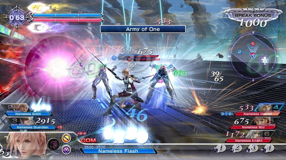 Foto 13 do jogo Dissidia Final Fantasy NT – Review