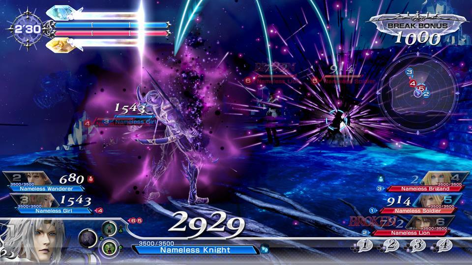 Foto 9 do jogo Dissidia Final Fantasy NT – Review