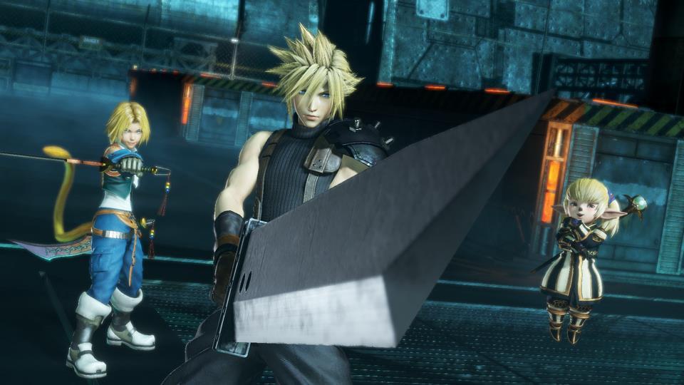Foto 8 do jogo Dissidia Final Fantasy NT – Review