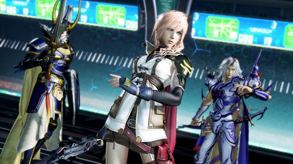 Foto 7 do jogo Dissidia Final Fantasy NT – Review