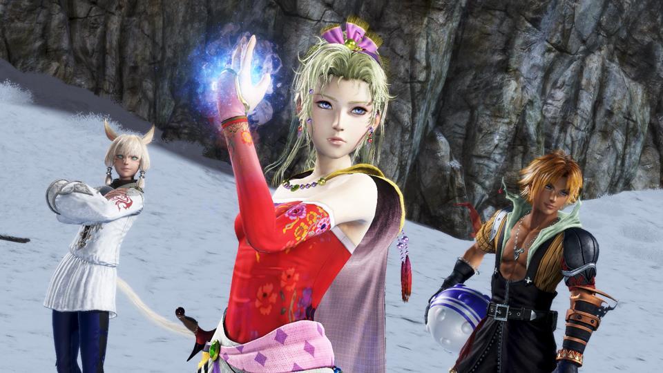 Foto 6 do jogo Dissidia Final Fantasy NT – Review