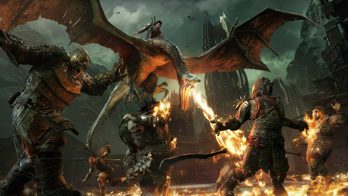 Foto 1 do jogo Middle-Earth: Shadow of War – Review