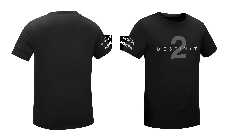 Resultado de imagem para destiny 2 camisa