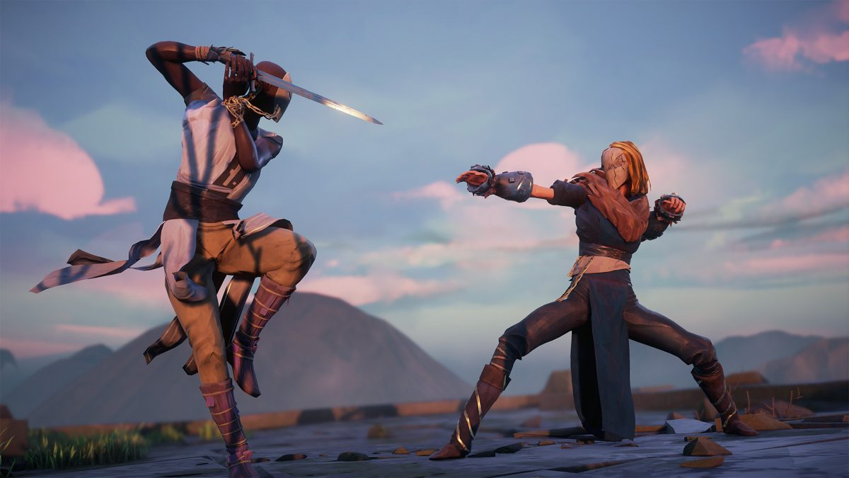 Foto 1 do jogo Absolver – Review