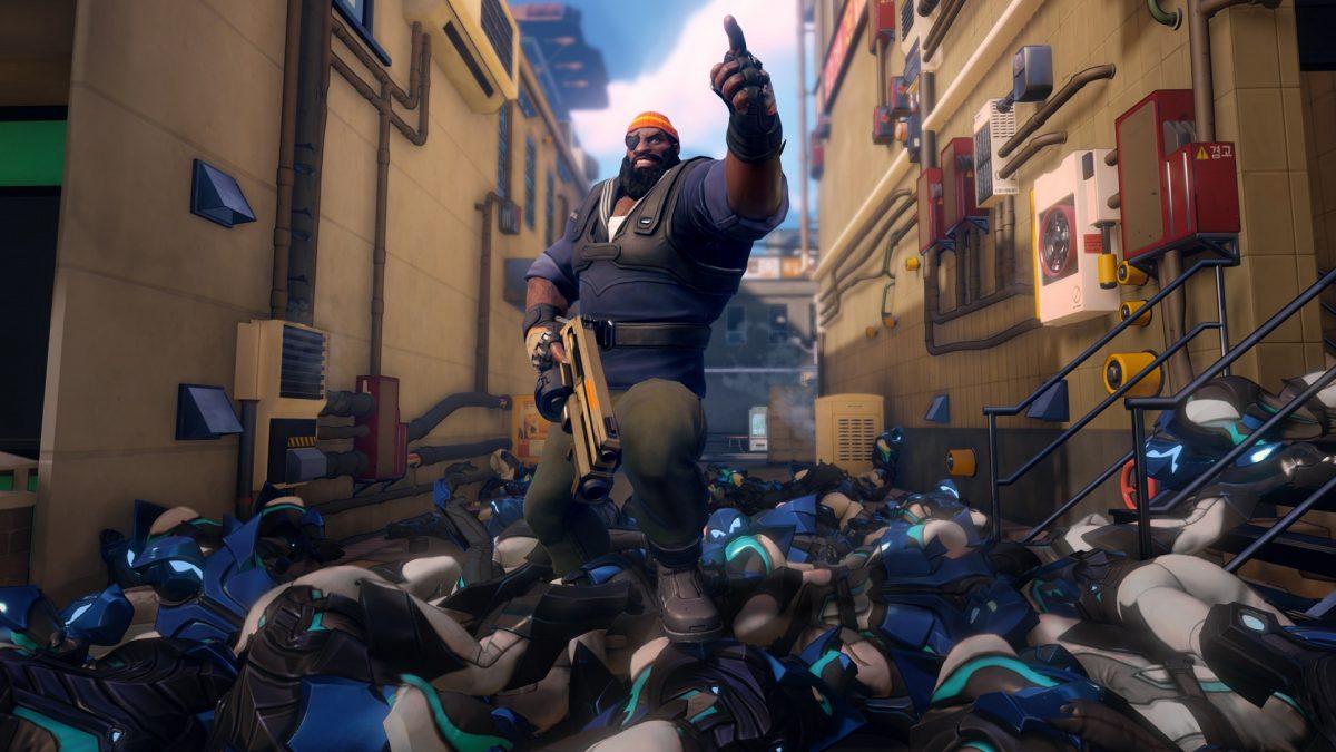 Foto 1 do jogo Agents of Mayhem – Review