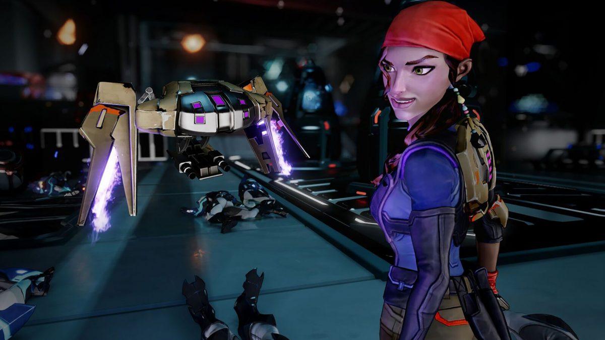 Foto 2 do jogo Agents of Mayhem – Review