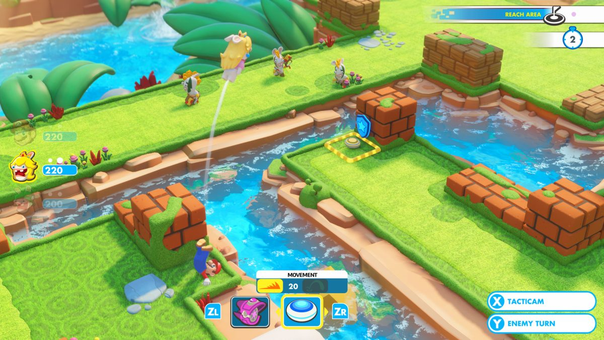 Foto 6 do jogo Mario + Rabbids Kingdom Battle – Review