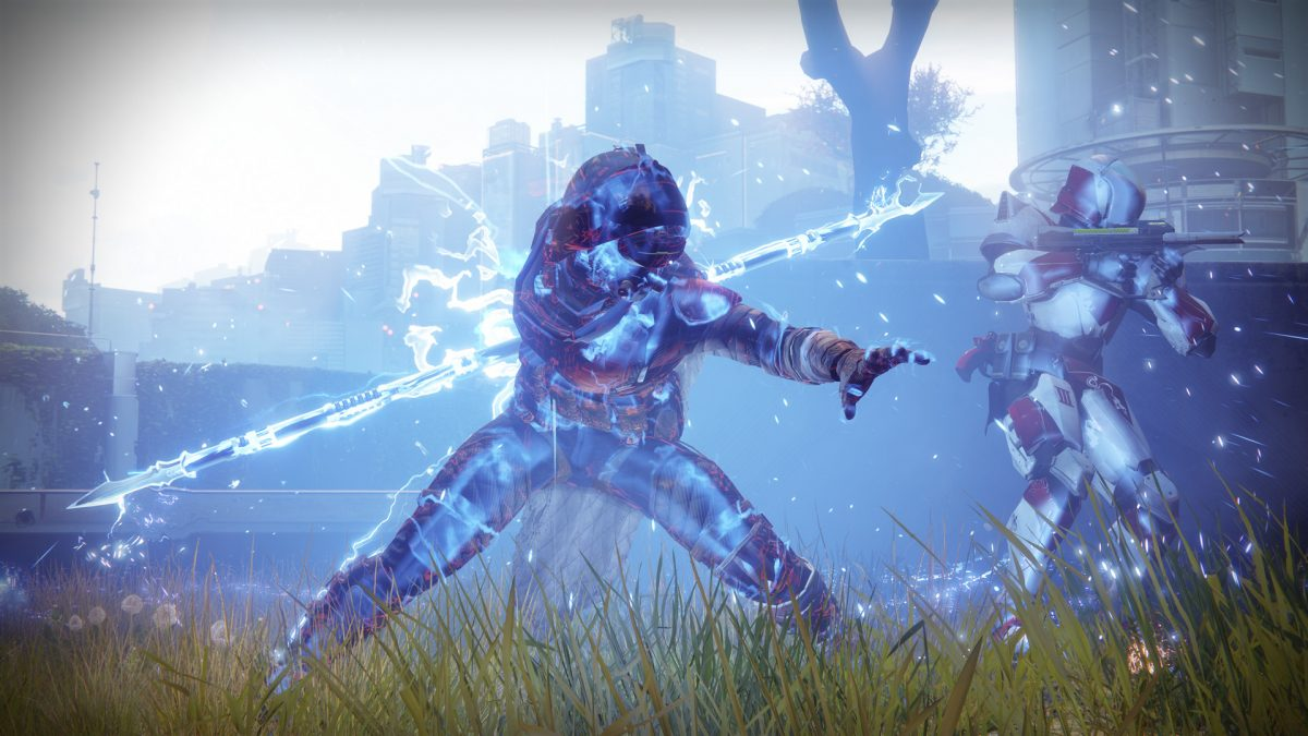 Foto 2 do jogo Destiny 2: The Curse of Osíris – Review